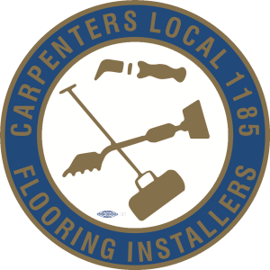 CARPENTERS LOCAL 1185 no backround