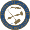 Carpenters Local 1185 Logo